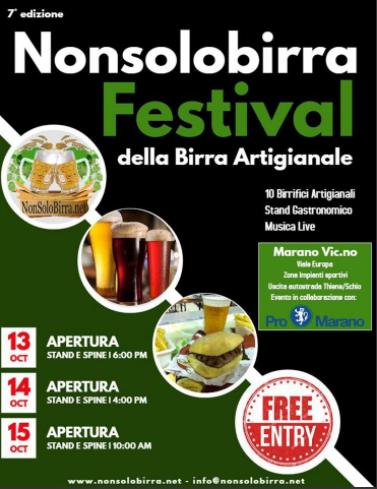festival non solo birra locandina 2017-2