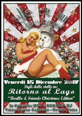 figli delle stelle christmas edition borillo & friends-2