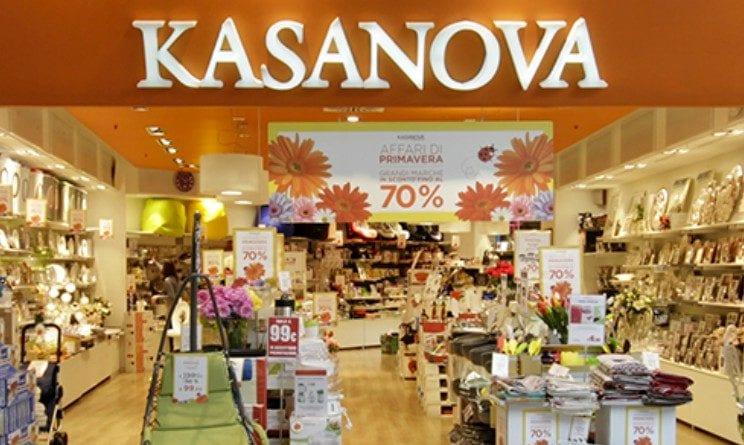 KASANOVA - consegna a domicilio casalinghi