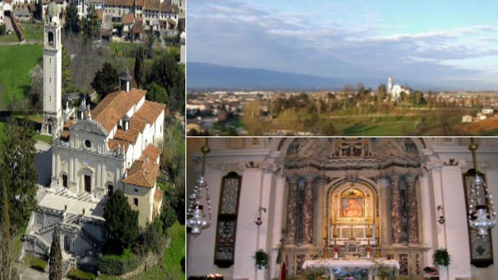 santuario di santa libera collage - festa di santa libera - sagra di malo-2