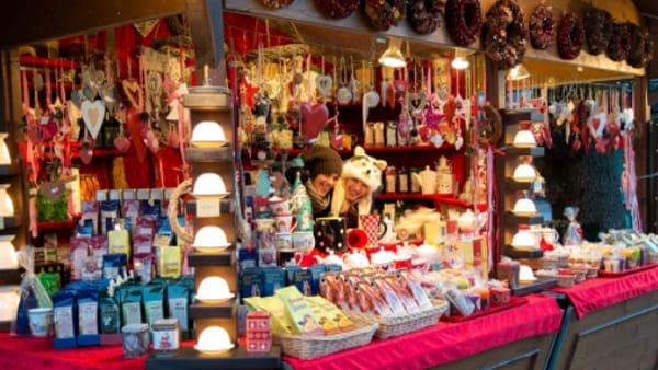 """""""I Sapori di Santa Caterina"""" con i mercatini di Natale"""