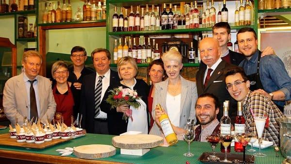 100 anni di liquori Carlotto