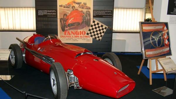 museo dell'automobile auto da corsa storic di fangio-2