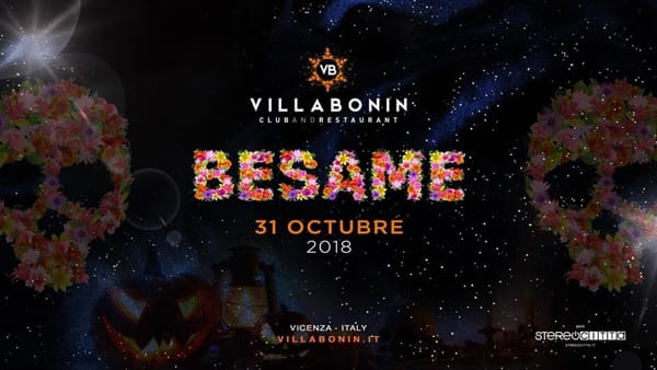 Besame - Halloween Edition a VillaBonin