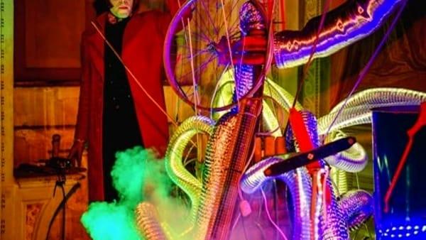 Il Castello di Thiene diventa la Fabbrica dei Pensieri Felici: arriva Willy Wonka