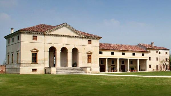 I bachi da seta in Villa Saraceno ad Agugliaro