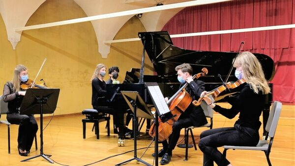 Conservatorio di Vicenza: concerto on line di musica da camera