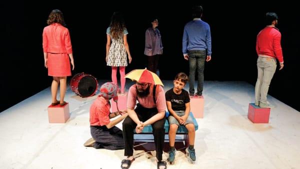 Domino: teatro per famiglie all'Astra