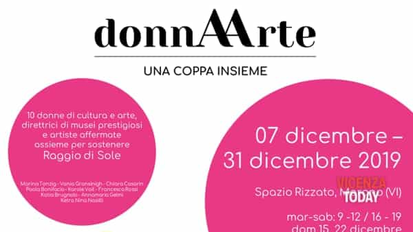 DonnaArte - Una coppa insieme