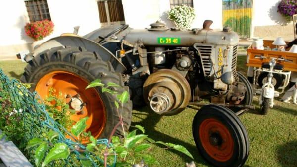 trattori d'epoca mezzi agricoli storici motori fiera artie  mestieri-2