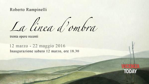 """""""La linea d'ombra"""" di Roberto Rampinelli a Vicenza"""