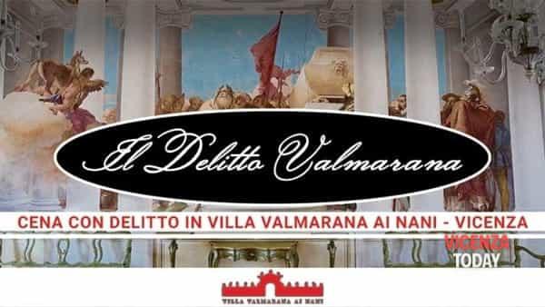 """""""Il Delitto Valmarana"""": cena noir per risolvere un giallo misterioso"""