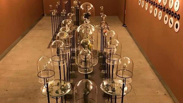 La mostra BRON gioielli scultura al Museo del Gioiello