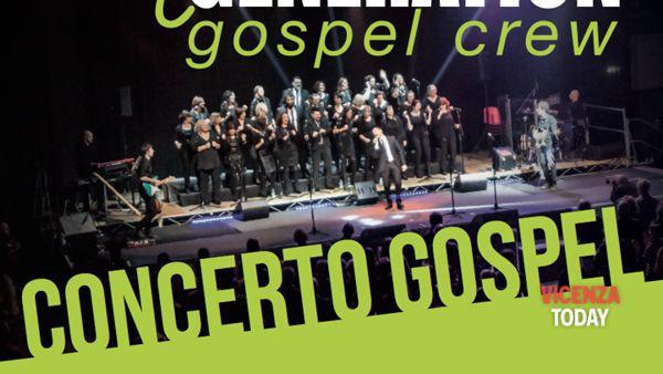 new generation gospel crew in concerto in piazza delle erbe a vicenza domenica 27 dicembre