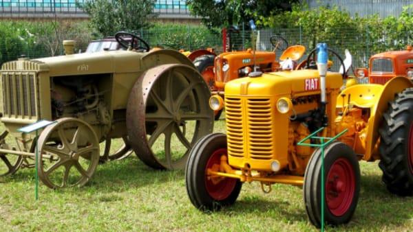 trattori d'epoca raduno 2-2-2