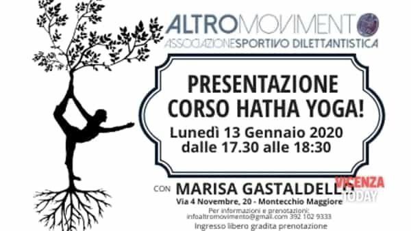 Hatha yoga - presentazione corso