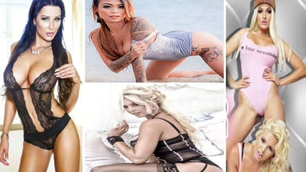 Patty Michova, Nina Moon, Emi Escada & Jinny Summer: guida hot del weekend