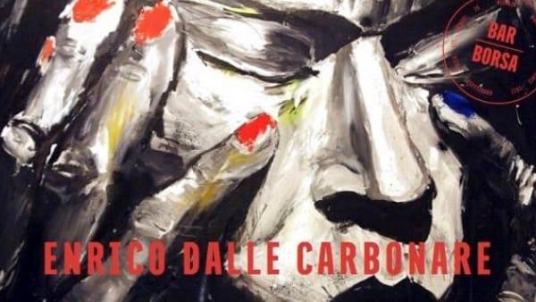 """""""Players: I Protagonisti del Groove"""" di Enrico Dalle Carbonare al Bar Borsa"""