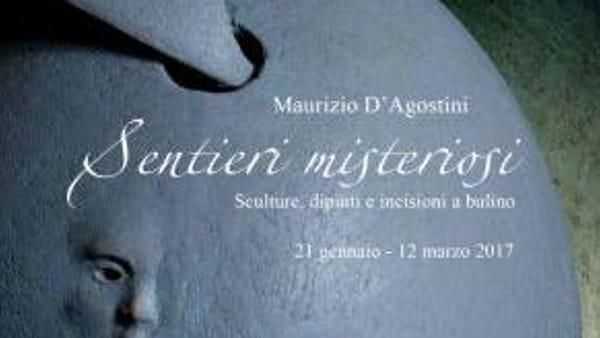 """""""Sentieri Misteriosi"""": sculture, dipinti e incisioni al The Arts Box di Vicenza"""