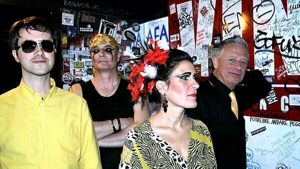 Nocturne Siouxsie and The Banshees Tribute Band all'Osteria Shivaa