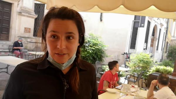 Vicenza riapre la pausa pranzo: Righetti da 300 coperti ai 40 di oggi