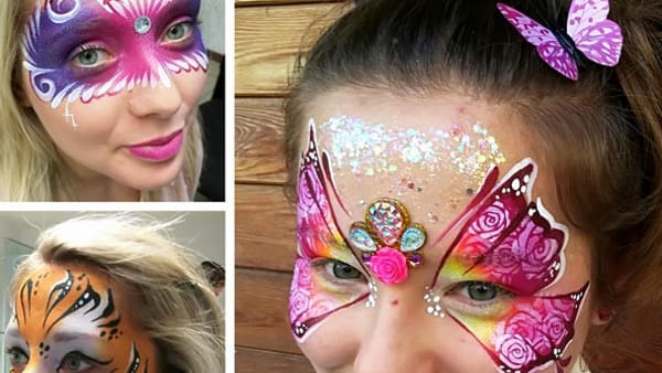 Workshop Face Painting Halloween