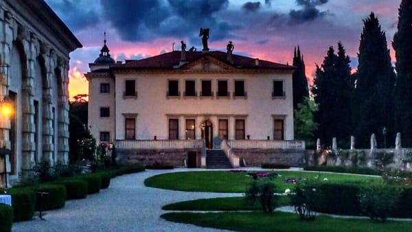 Sensazioni notturne in villa Valmarana: visite guidate al chiaro di luna