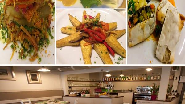 la locanda del gusto ristorante vegano vegetariano collage-2