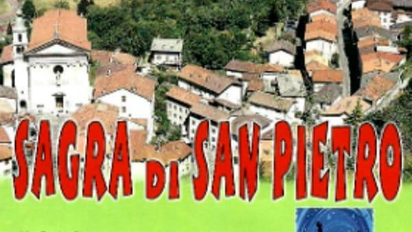 """""""Sagra di San Pietro"""" a San Pietro di Valdastico"""