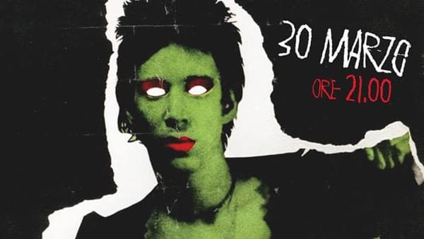 """""""Punk is Dead"""" il DJ set di Ale Riptapes al Mamaloca"""