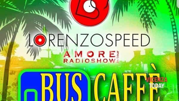 L'aperitivo del Venerdì: LORENZOSPEED* & AMORE Radio Show in tour