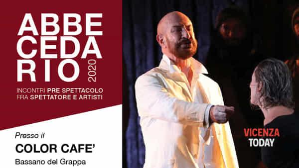 Incontro pre spettacolo fra spettatore e artisti con Sebastiano Lo Monaco