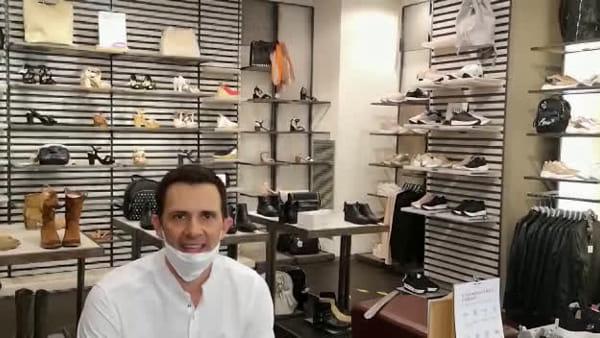 Vicenza riapre: calzature Bata ha iniziato a vendere presto