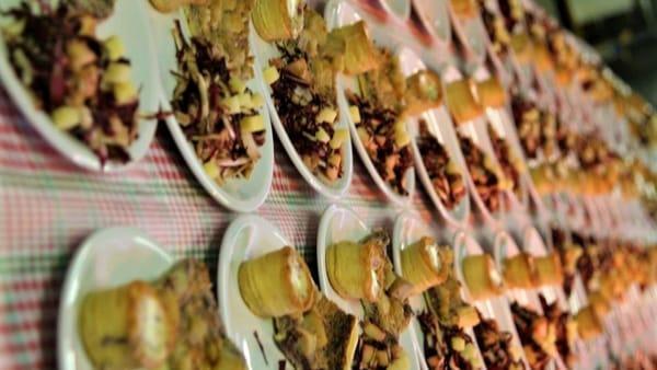 Festa del radicchio di Asigliano: specialità da leccarsi i baffi