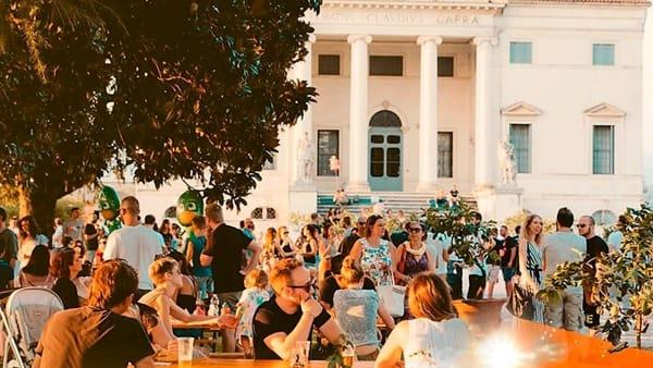 Una domenica in villa Capra Bassani: tanti eventi per grandi e piccoli da mezzogiorno a mezzanotte