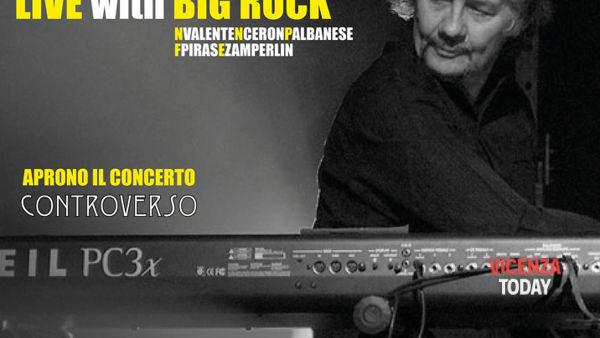 Don airey dei Deep Purple in concerto