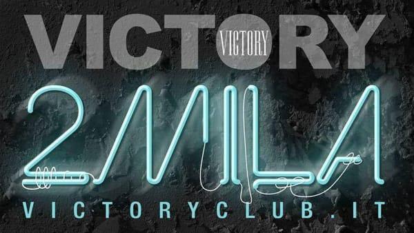 """""""Victory 2Mila"""": la serata storica della Vicenza by night al """"Feel Club"""""""