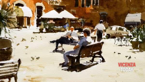 John Vardley: a life in watercolour – 28 opere ad acquarello