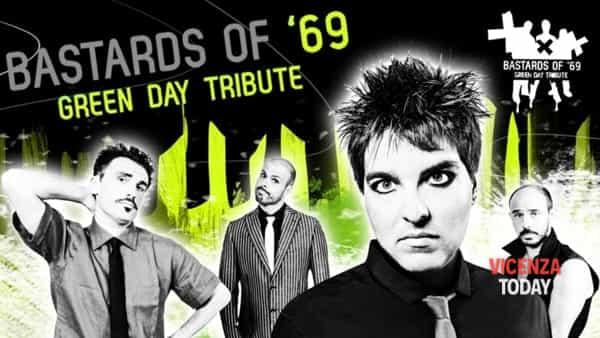 """Bastards of '69"": Green Day tribute allo Storico Enfant Prodige"