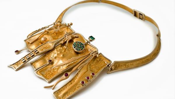 I gioielli di Gio' Pomodoro al Museo del gioiello di Vicenza