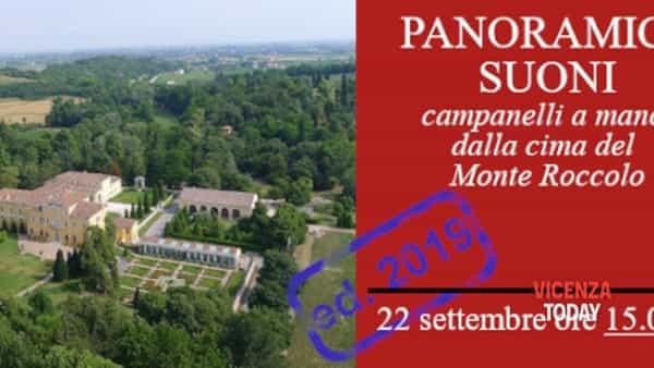 Panoramici suoni: campanelli sul monte Roccolo
