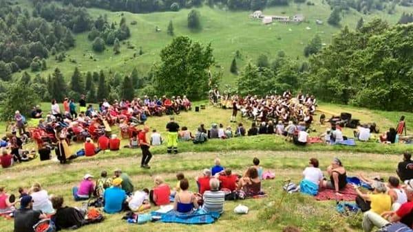 """""""Suoni tra le malghe"""" rassegna musicale ambientata nelle Prealpi Venete dell'Alto Vicentino"""