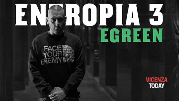 """Egreen live presenta """"entropia 3"""