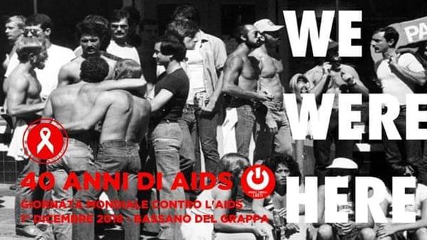 40 anni di AIDS - Giornata mondiale contro l'AIDS 2018