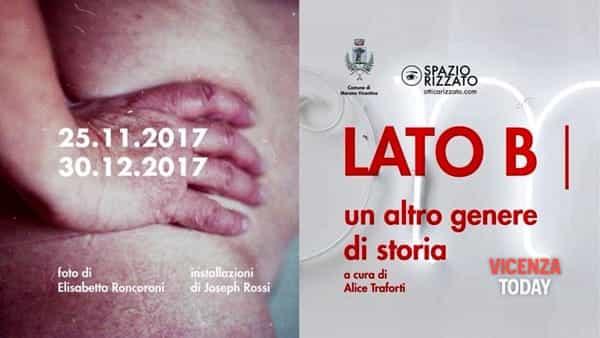 """""""Lato B   Un Altro Genere di Storia"""" a Marano Vicentino"""