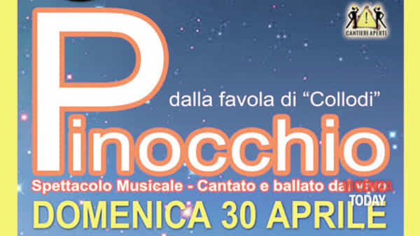 """Una Domenica Tira l'Altra: """"Pinocchio"""" al Cinema Teatro Super di Valdagno"""