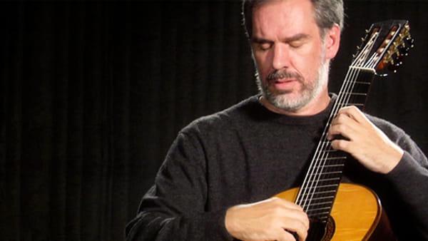 Paul Galbraith: masterclass di Chitarra