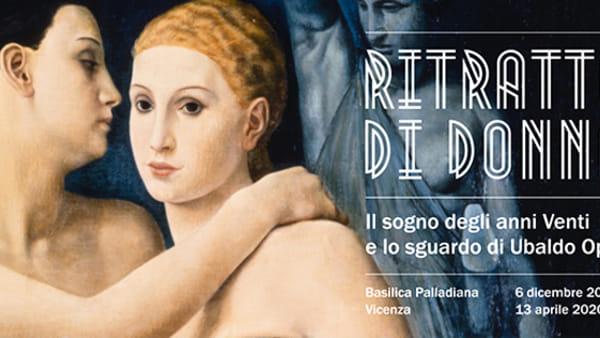 Ritratto di donna. Il sogno degli anni Venti e lo sguardo di Ubaldo Oppi in Basilica Palladiana