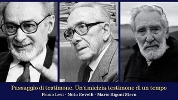 Giorno della Memoria: Primo Levi, Nuto Revelli e Mario Rigoni Stern
