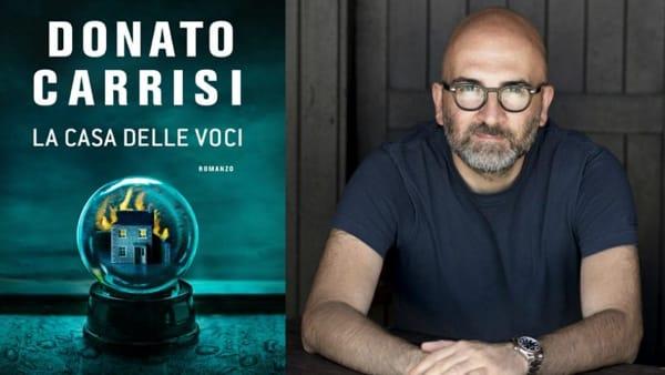 Donato Carrisi, regista e scrittore, a Rosà